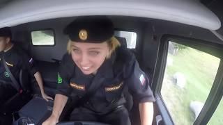AWESOME Russian Women Driving Huge Kamaz Trucks