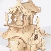 Деревянные конструкторы-игрушки для детей