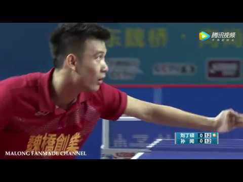 Liu Dingshuo vs Sun Wen | China Super League 20182019