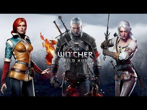 The Witcher 3 Wild Hunt Идя по следу по запаху по вкусу
