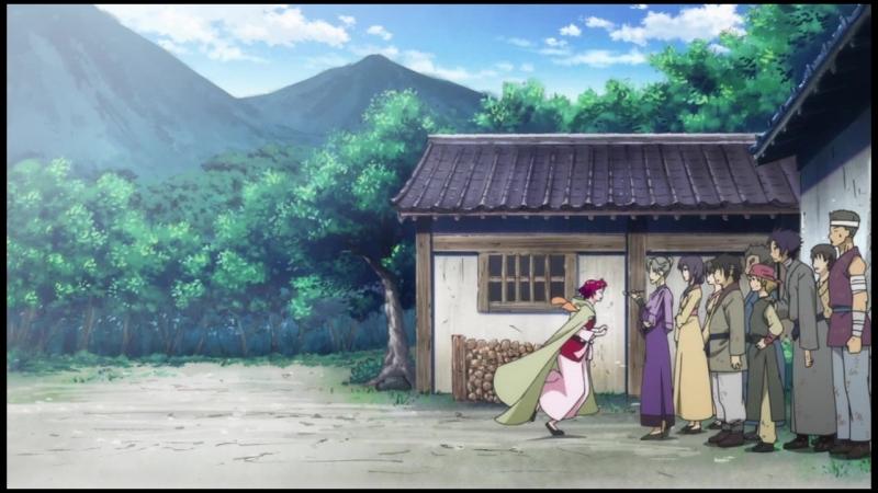 Рассвет Йоны / Akatsuki no Yona (17-24 серии)