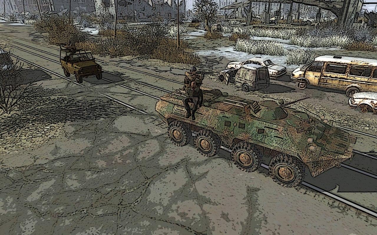 Солдаты анархии / soldiers of anarchy (2002/rus) » скачать игры.