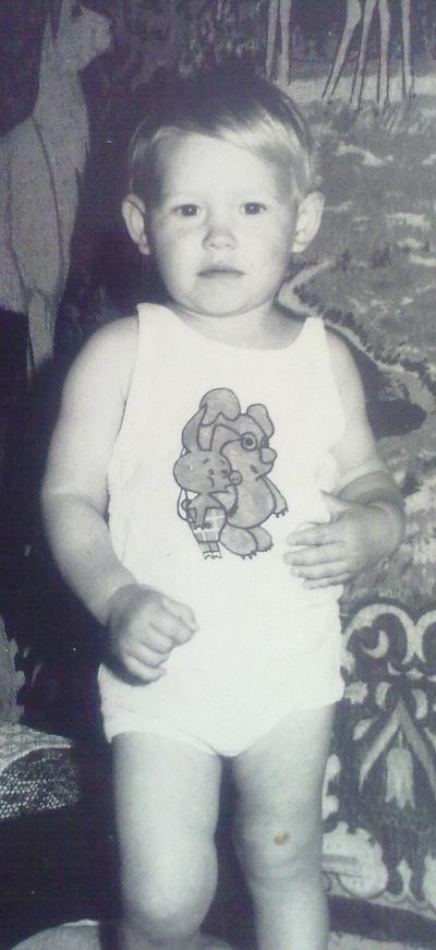 Антон Лукин, 25 августа 1990, Оса, id156483281