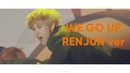 180908 DMC 코리안 뮤직 웨이브 / 위고업 엔시티 드림 런쥔 직캠 WE GO UP NCT DREAM RENJUN fancam