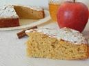 Пирог на яблочном соке