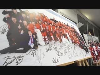 Вручение премии «Герои хоккея» от ФХР и БК «Лига ставок»