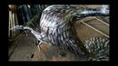 кованый павлин forged peacock, forging a bird's feather