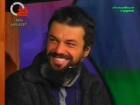 2008-09-02 Ленивые Будни, O2TV. Антон Кротов: автостоп и прочие путешествия