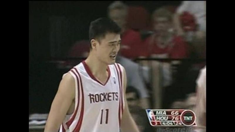 21.02.2008 Miami Heat @ Houston Rockets [2]
