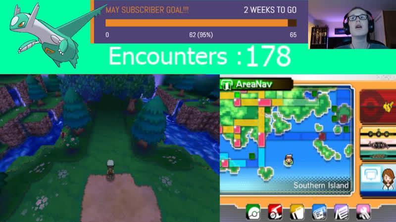 SHINY LATIOS HUNTING STREAM 4 Pokemon Omega Ruby Lets Play Ep 12