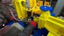 Станок Dintek СГ5 для изготовления цельнотянутой спирали шнека