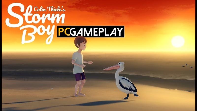 Storm Boy - Gameplay