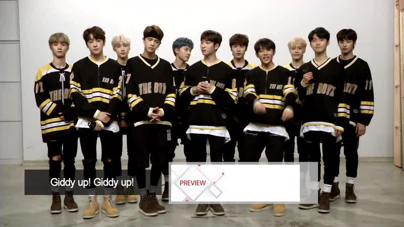 180421 ArirangTV Simply K-Pop Preview 더보이즈 -세터