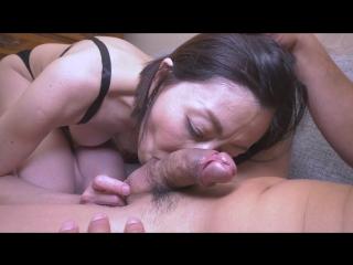 Старушка японка шалит  азиатка минет секс milf asian japanese girl porn sex blow_job 