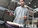 Hybrid Rudiment: Blurz / Vic Firth Educational Series