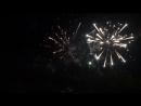 День Независимости 2018 Мозырь салют 🎇