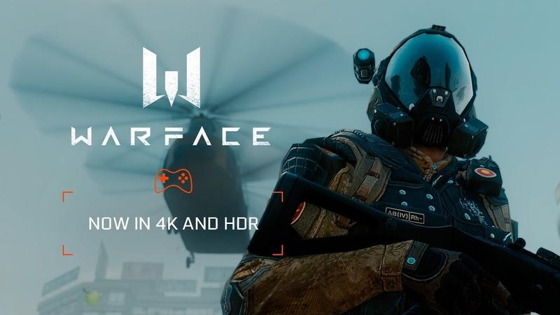 Warface 4К