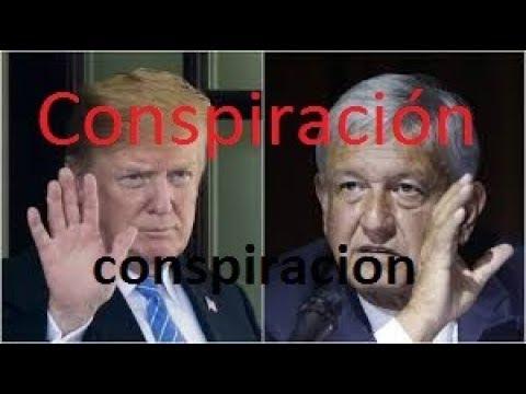 Lopez obrador podrían conspirar112 2018