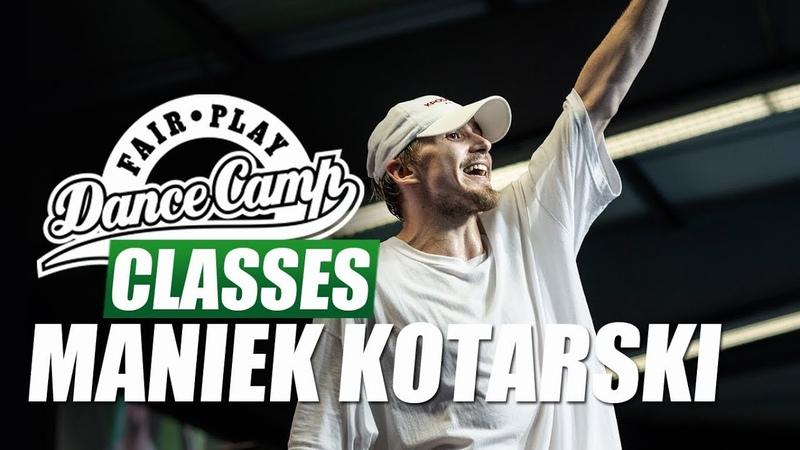 ★ Maniek Kotarski ★ Apes**t ★ Fair Play Dance Camp 2018 ★ | Danceproject.info