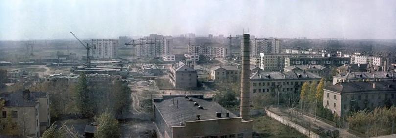 Реутов, 1968 год