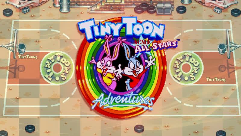 Tiny Toon ACME All-Stars Season 5. Турнирные встречи.