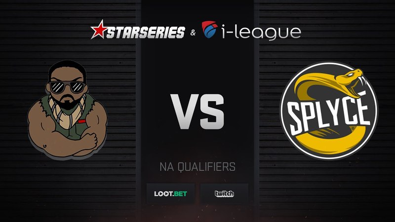 Swole Patrol vs Splyce, map 2 cache, StarSeries i-League S5 NA Qualifier