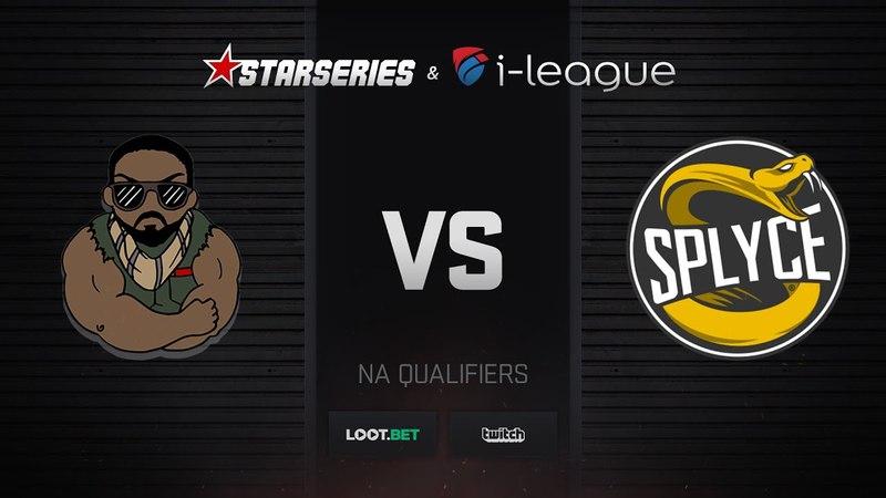 Swole Patrol vs Splyce, map 3 nuke, StarSeries i-League S5 NA Qualifier