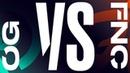 OG vs FNC Semifinal Game 3 LEC Spring Split Origen vs Fnatic 2019