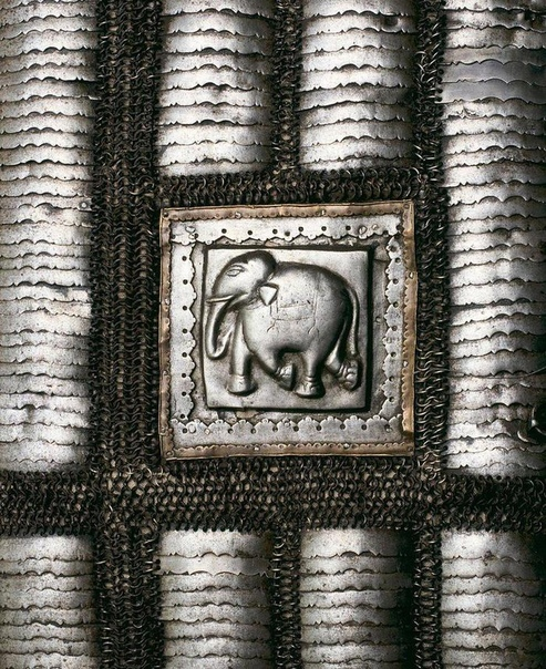 Доспехи слона