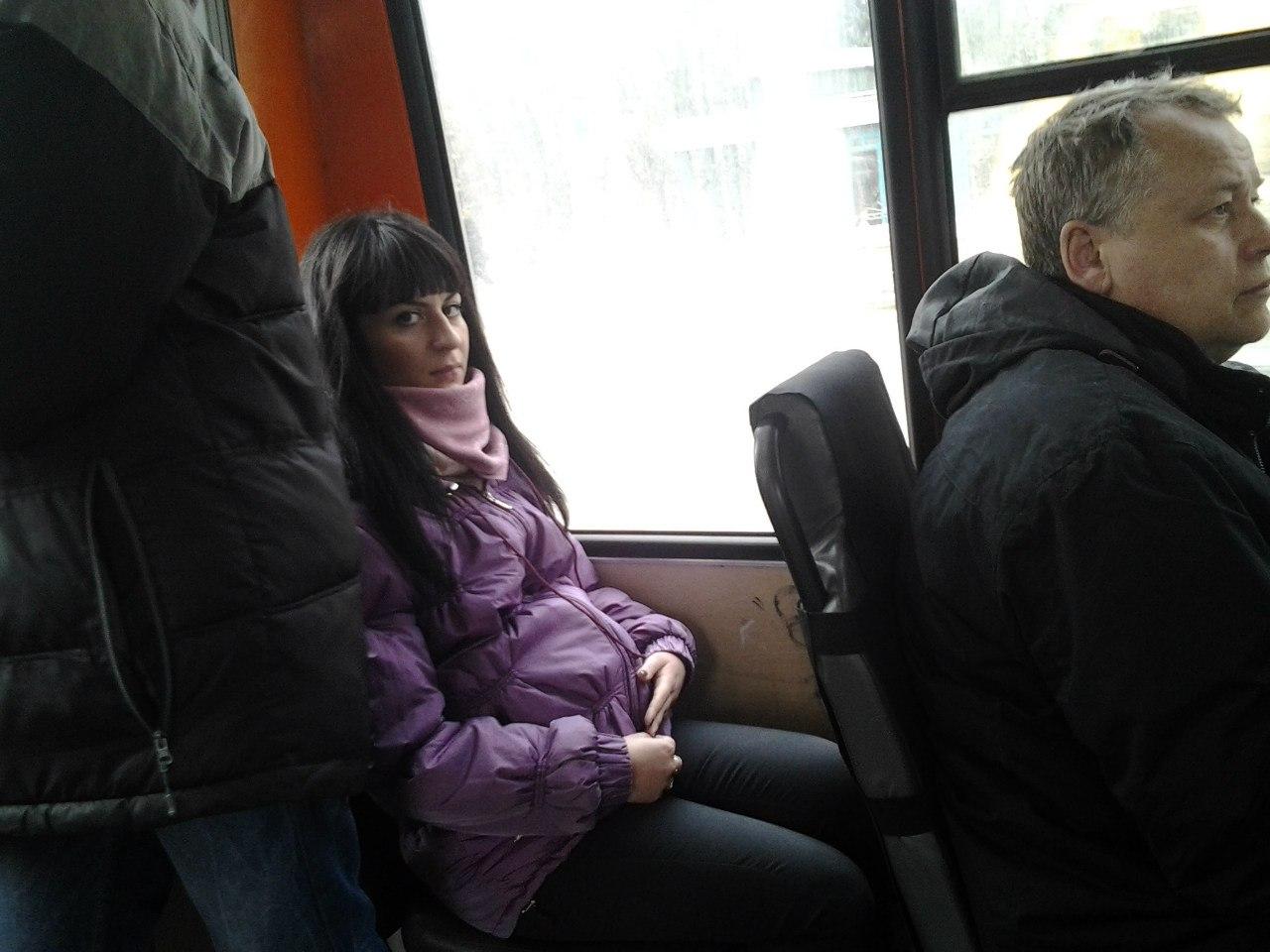 Статьи про секс в автобусе когда много народа 14 фотография