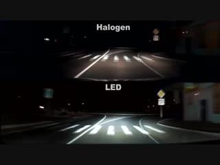 Светодиодные лампы нового поколения - установка и тестирование