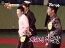 Idol show S3 Ep9 - Jaebeom Taecyeon Wooyoung's GEE Dance