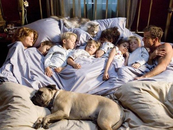 Женское счастье - это когда все дома и все спят.