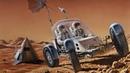 David A Hardy's Sci Fi Landscapes
