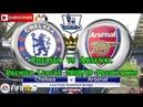 Chelsea vs Arsenal | Premier League 2018/19 | Predictions FIFA 18