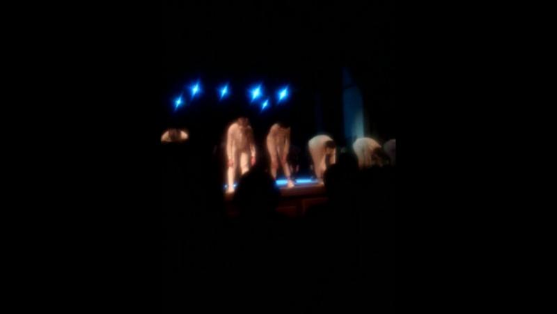 студенческий театр Вернисаж художественный руководитель Дмитрий Арцименя Потрясающее выступление