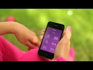 Weathercube - The revolutionary gestural weather app (Pre-release video)