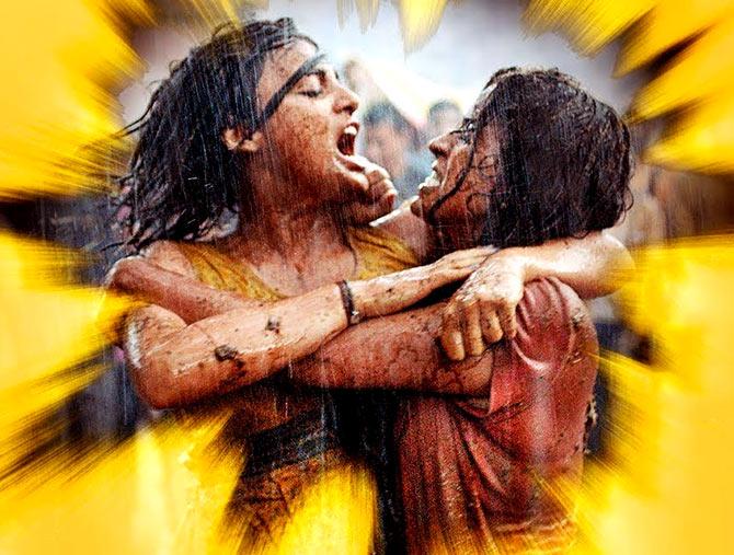 Сестры Враги 2019 / Фейерверк 2018 / Pataakha 2018 / Индийские Фильм 2019