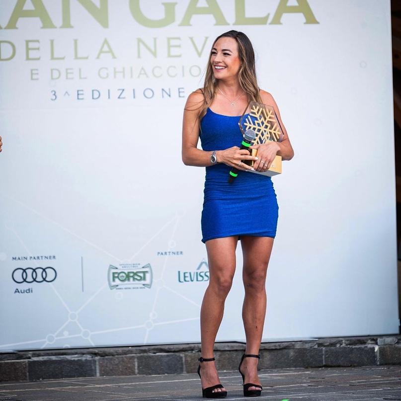 🇮🇹 Трехкратная чемпионка мира по биатлону Доротея Вирер поделилась фотографиями...