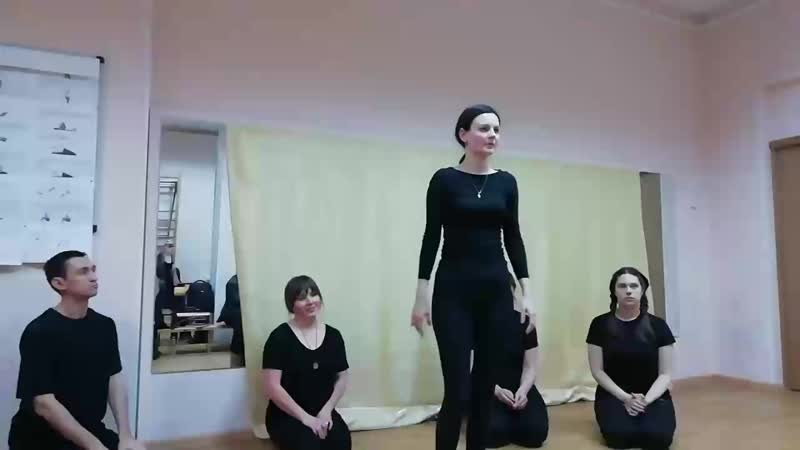 Сценическая речь. Телетебероча. Наталья Смирнова