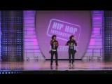 LES TWINS - France 2012 World Hip Hop Dance Championship Dance Super
