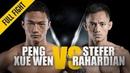 ONE: Peng Xue Wen vs. Stefer Rahardian   September 2018   FULL FIGHT