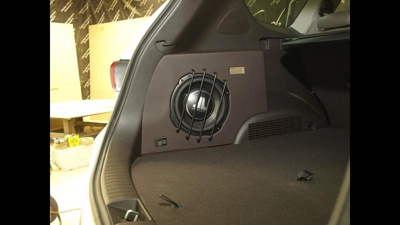Автозвук в Hyundai Santa Fe 2018. Удаляем Krell.