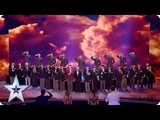 Wartime choir The D-Day Darlings take on Vera Lynn CLASSIC at the Final! The Final BGT 2018