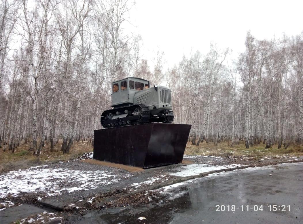 После нескольких лет мытарств легендарный «Сталинец» — одно из орудий освоения целинных и залежных земель Северо-Казахстанской области, нашёл своё пристанище, сообщает корреспондент Петропавловск.