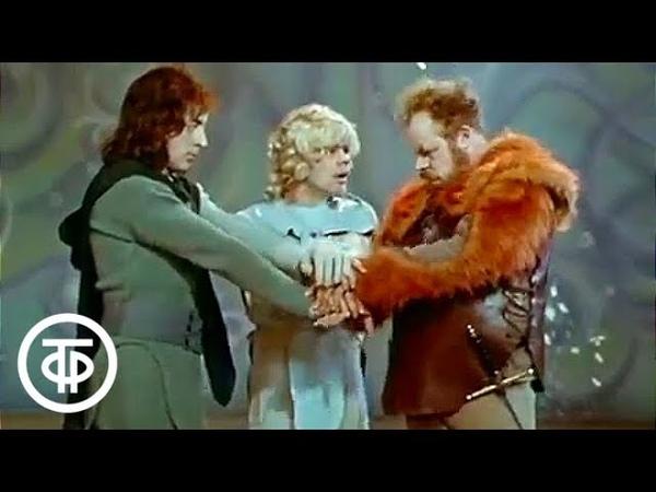 У Шекспир Двенадцатая ночь Серия 2 Современник А Вертинская М Неелова Ю Богатырев 1978