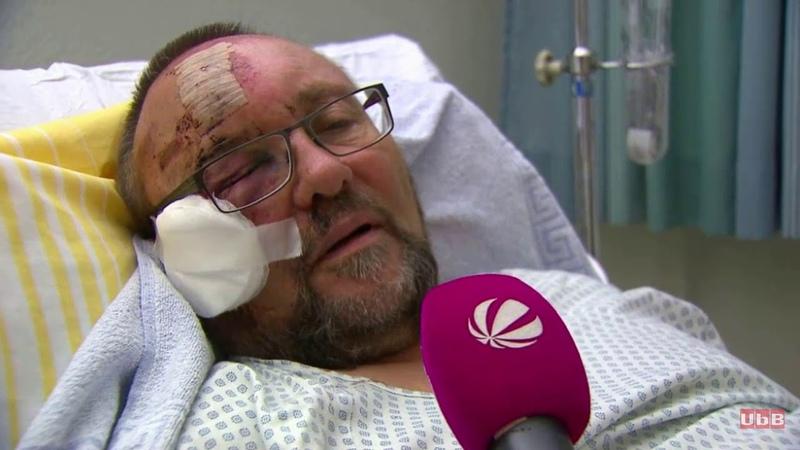 Besuch im Krankenhaus bei Frank Magnitz AfD Angeblich kein Schlaggegenstand zu sehen 09 01 2019
