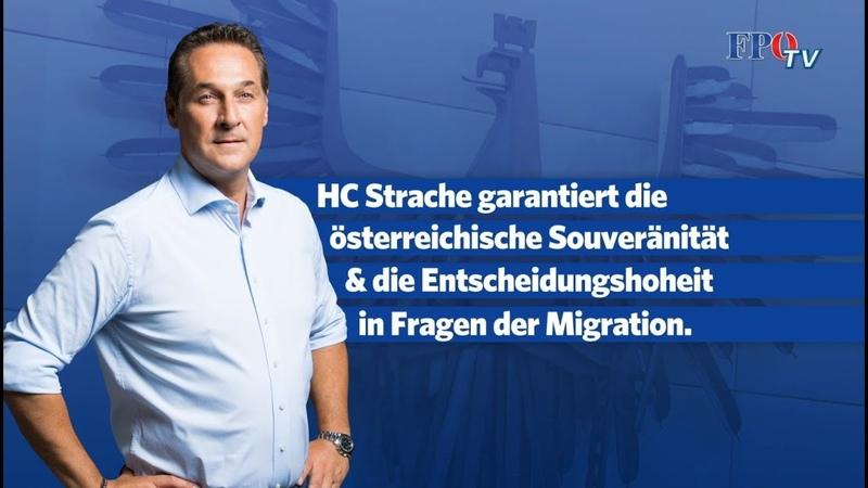 DANKE: Österreich steigt aus Migrationspakt der UNO aus!