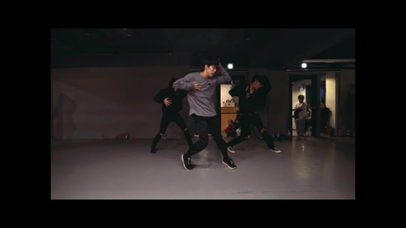 MIRRORED | Natural - Imagine Dragons Koosung Jung Choreography