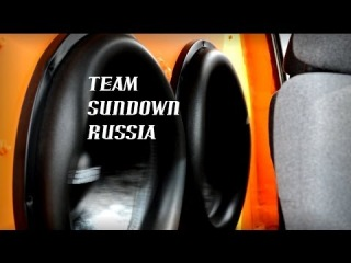 TEAM SUNDOWN RUSSIA & THREE COILS STUDIO